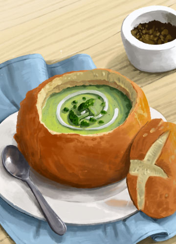 47 broccoli and cheese soup