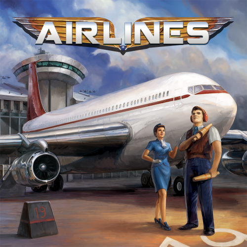 airlines box art