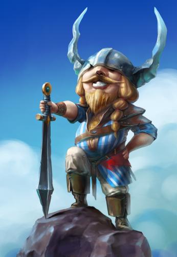 Viking Pride by Naomi Robinson © 2016
