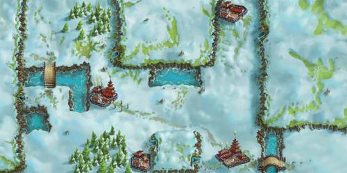 winter scroll