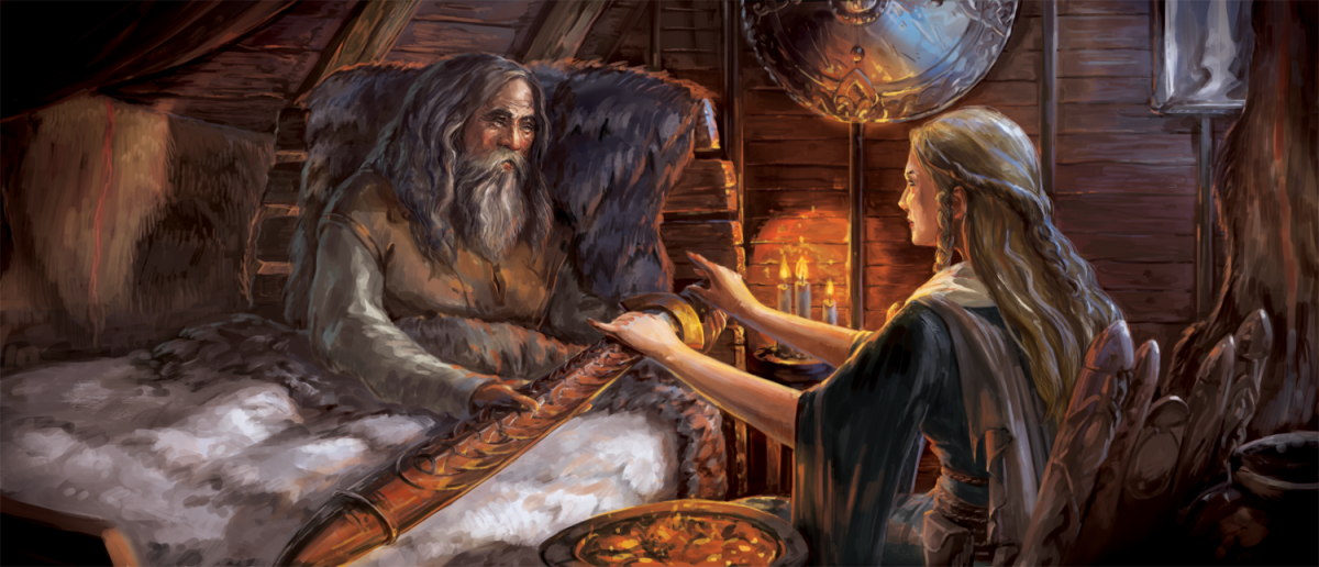 adventures in middle earth naomi robinson s art